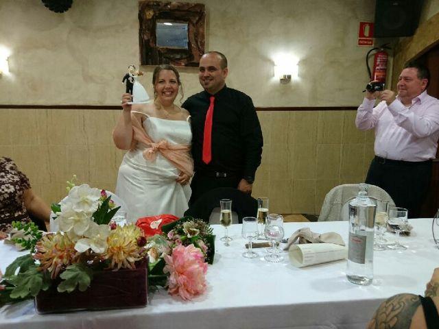 La boda de Núria  y Txema