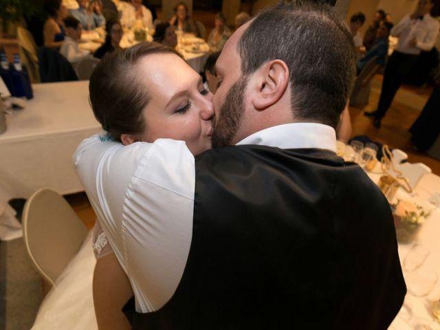 La boda de David y Noelia en San Lorenzo De El Escorial, Madrid 1