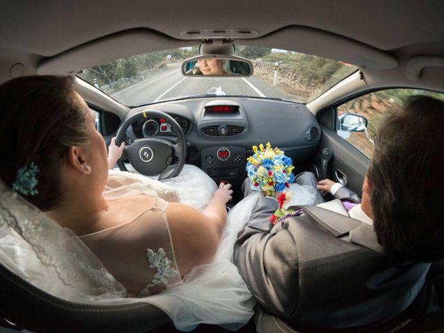 La boda de David y Noelia en San Lorenzo De El Escorial, Madrid 5