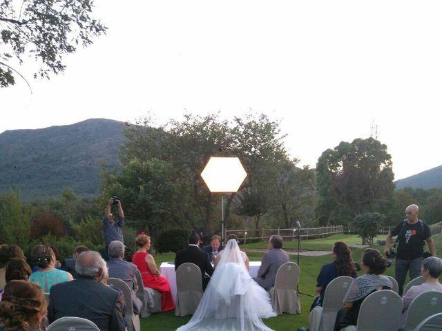 La boda de David y Noelia en San Lorenzo De El Escorial, Madrid 6