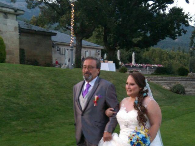 La boda de David y Noelia en San Lorenzo De El Escorial, Madrid 7