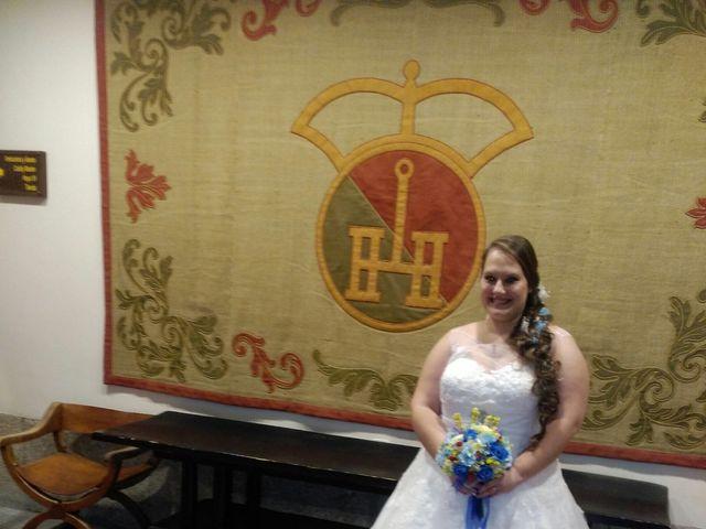 La boda de David y Noelia en San Lorenzo De El Escorial, Madrid 11