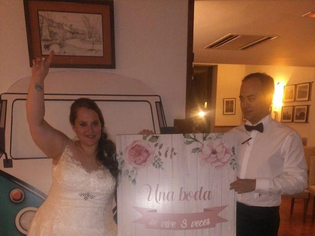La boda de David y Noelia en San Lorenzo De El Escorial, Madrid 12