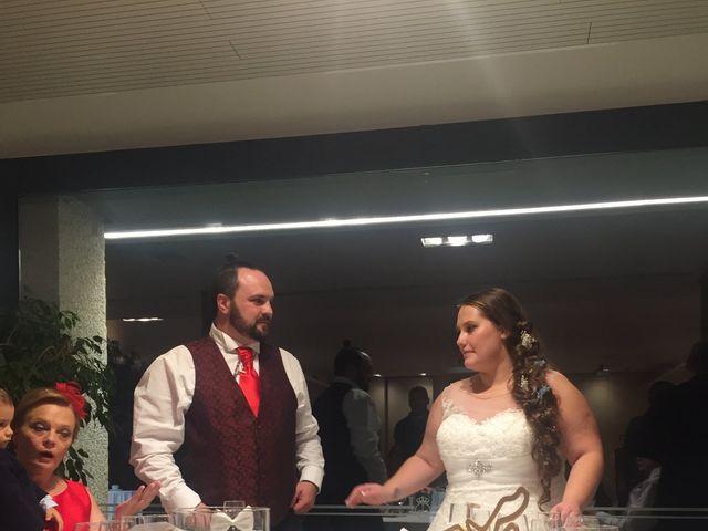 La boda de David y Noelia en San Lorenzo De El Escorial, Madrid 17