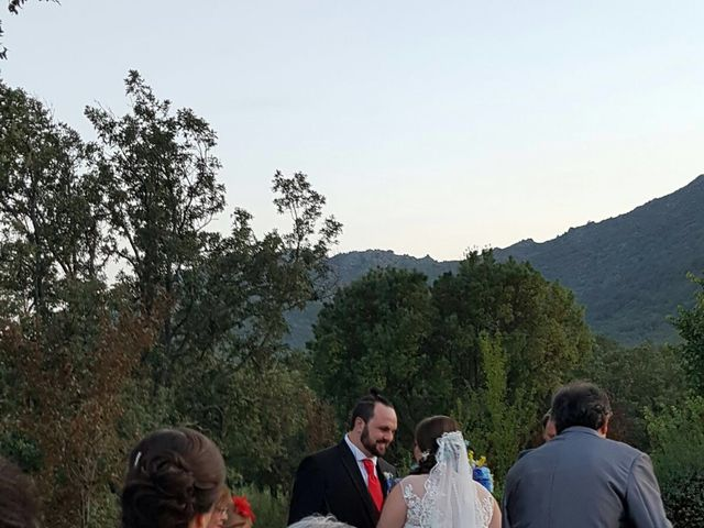 La boda de David y Noelia en San Lorenzo De El Escorial, Madrid 26