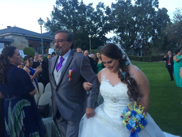La boda de David y Noelia en San Lorenzo De El Escorial, Madrid 29