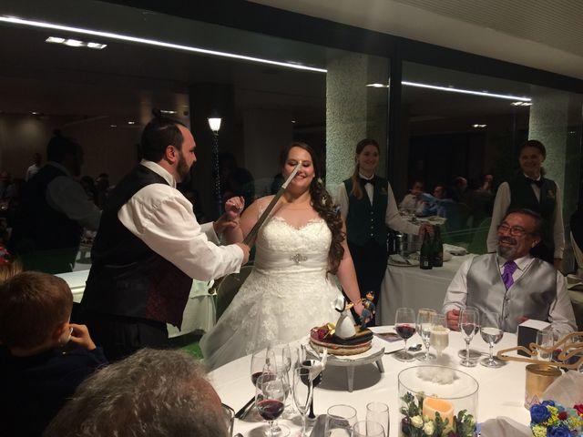 La boda de David y Noelia en San Lorenzo De El Escorial, Madrid 30