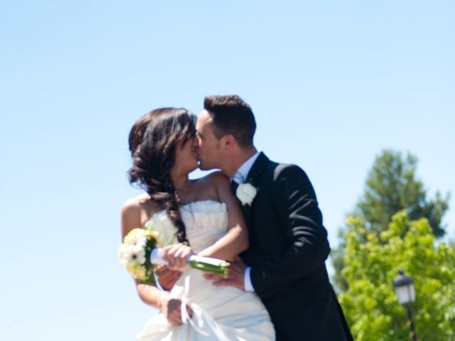La boda de Tacho y Raquel en Sabadell, Barcelona 3