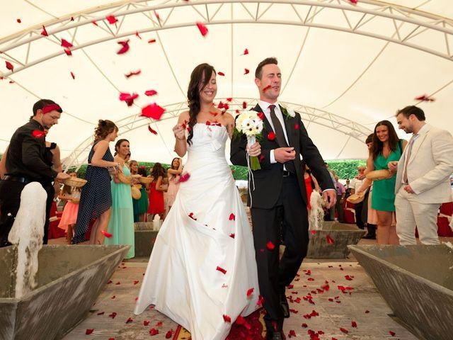 La boda de Tacho y Raquel en Sabadell, Barcelona 1