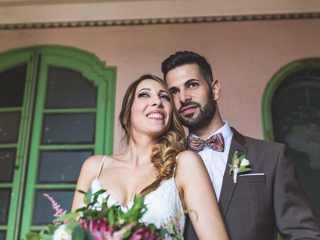 La boda de Ester y Julio