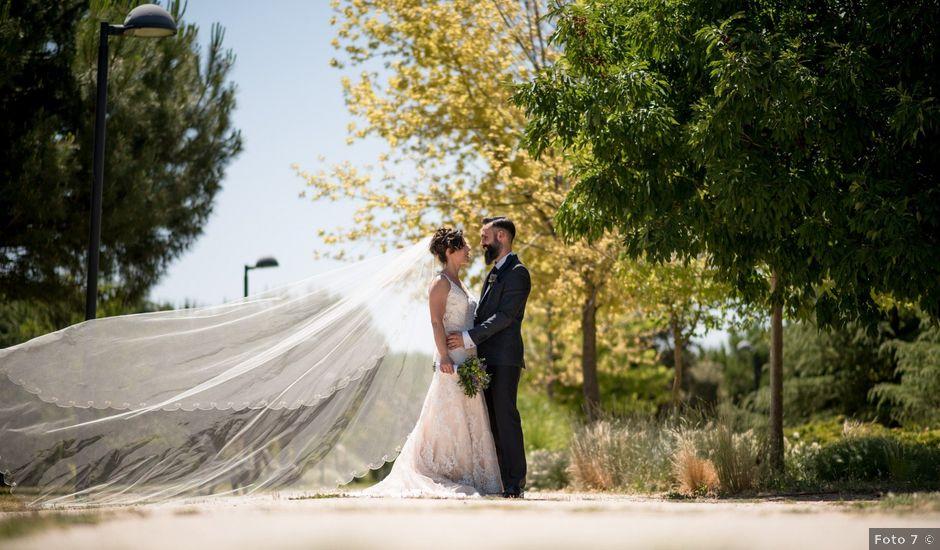 La boda de Oscar y Noemi en Valladolid, Valladolid