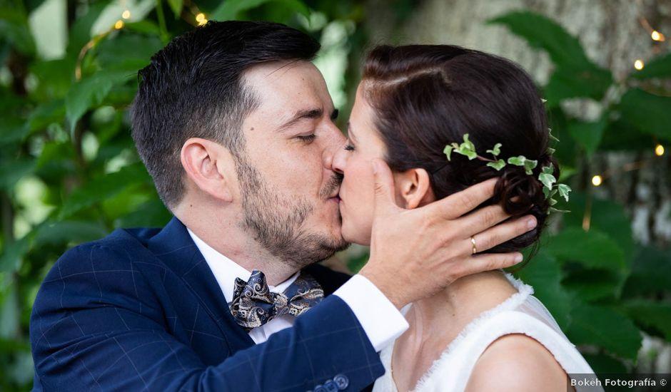 La boda de Camilo y Saleta en Moraña (San Lourenzo), Pontevedra