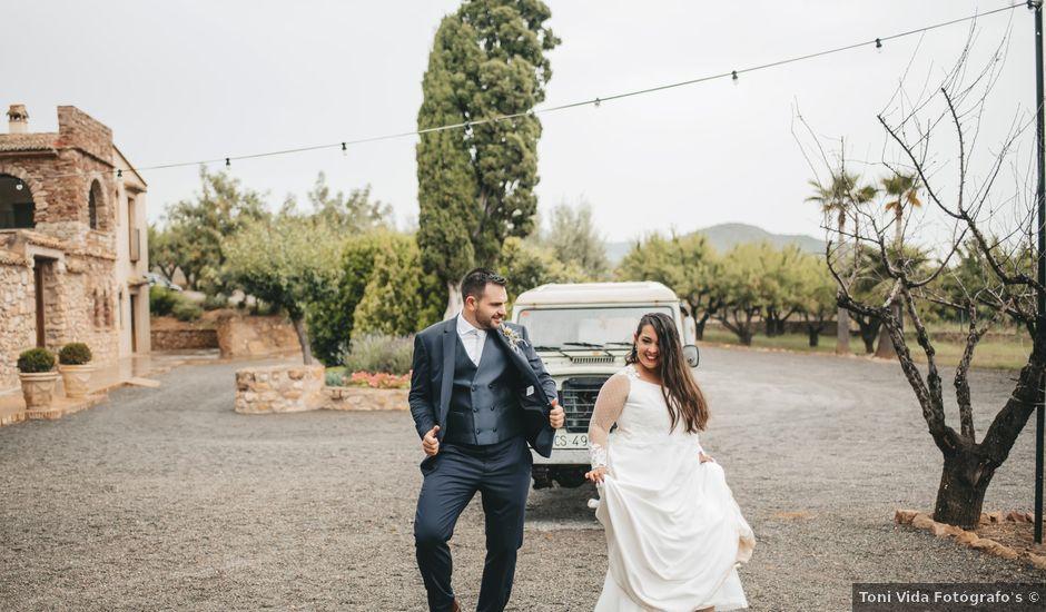 La boda de Paula y Jose en Segorbe, Castellón