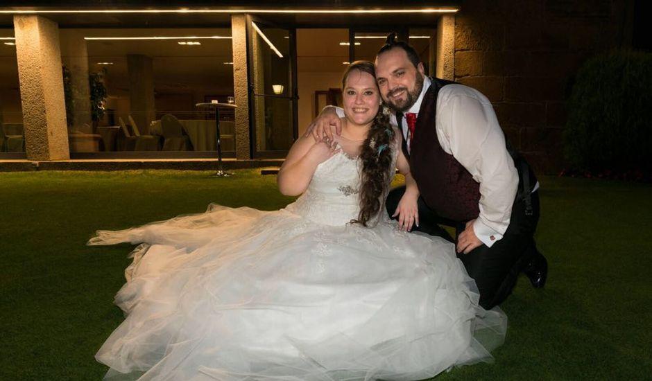 La boda de David y Noelia en San Lorenzo De El Escorial, Madrid