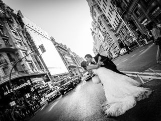 La boda de Miriam y Jose