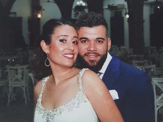 La boda de Lidia y Moisés