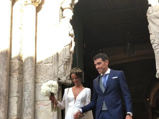 La boda de Ivan y Nati