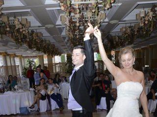 La boda de Ewelina y Aleix