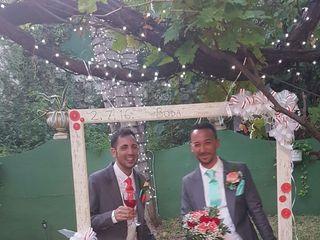 La boda de Juanma  y Quique