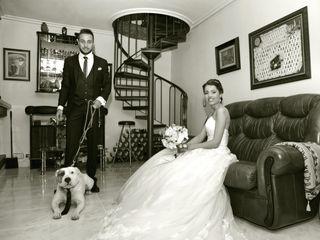 La boda de Cristina y Eduardo 2