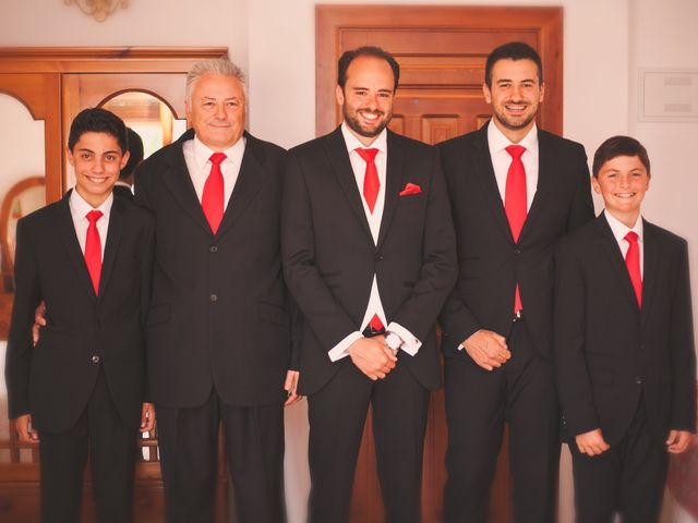 La boda de Antonio y Orla en Elx/elche, Alicante 7