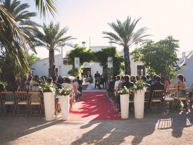 La boda de Antonio y Orla en Elx/elche, Alicante 18