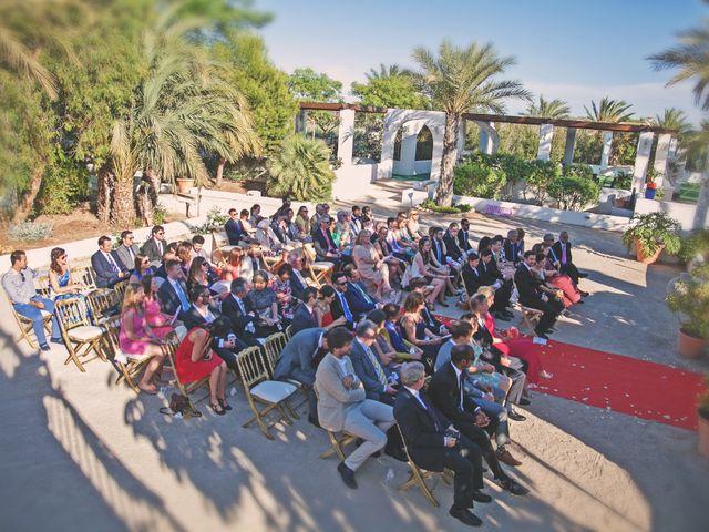La boda de Antonio y Orla en Elx/elche, Alicante 19
