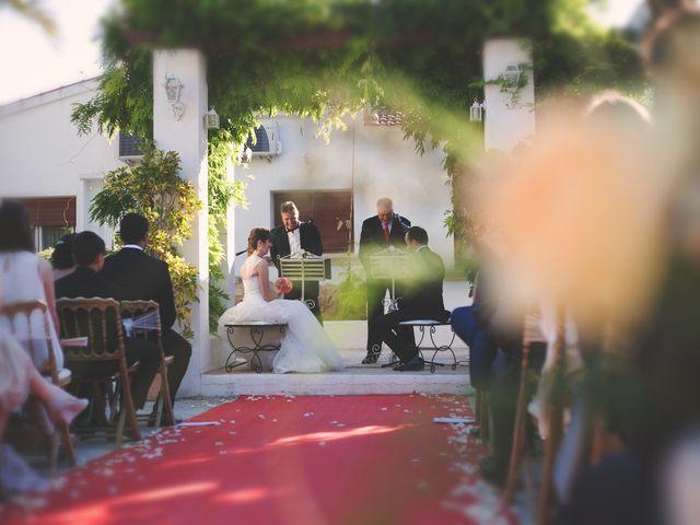 La boda de Antonio y Orla en Elx/elche, Alicante 20