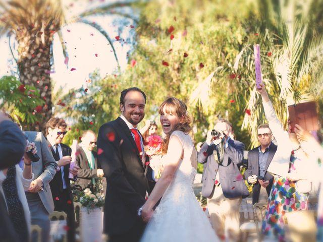 La boda de Antonio y Orla en Elx/elche, Alicante 23