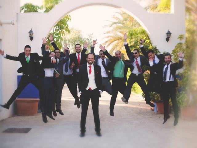 La boda de Antonio y Orla en Elx/elche, Alicante 26