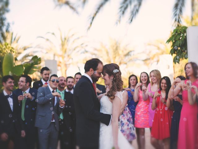 La boda de Antonio y Orla en Elx/elche, Alicante 27