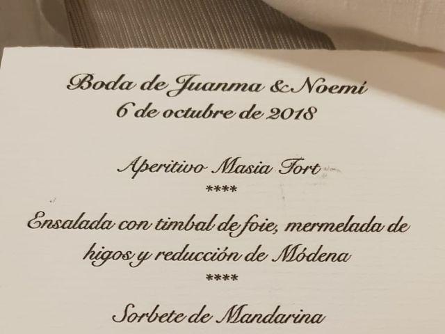 La boda de Juanma y Noemí en Montcada I Reixac, Barcelona 12
