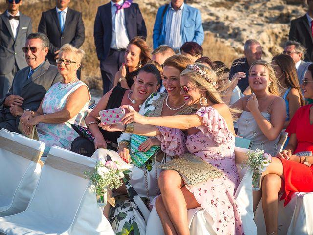 La boda de Maria y Juanma en San Jose, Almería 3