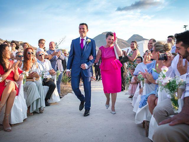La boda de Maria y Juanma en San Jose, Almería 4