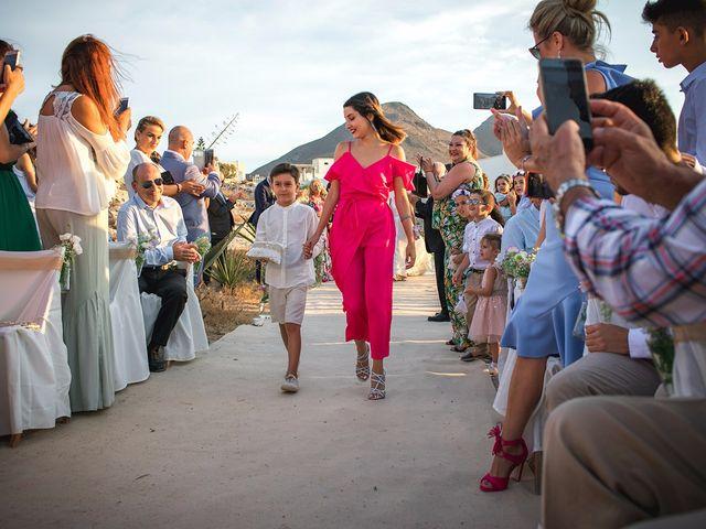 La boda de Maria y Juanma en San Jose, Almería 5