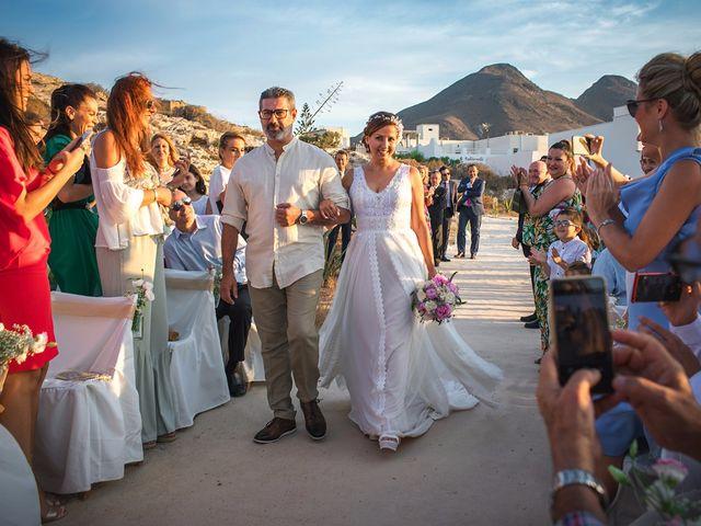 La boda de Maria y Juanma en San Jose, Almería 6