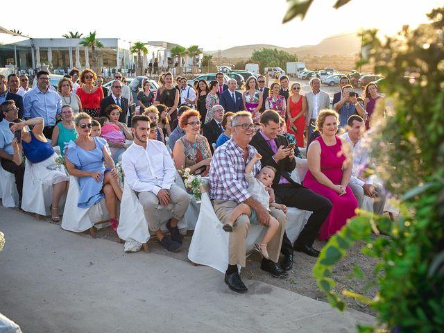 La boda de Maria y Juanma en San Jose, Almería 7