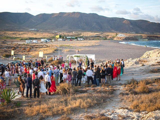 La boda de Maria y Juanma en San Jose, Almería 8