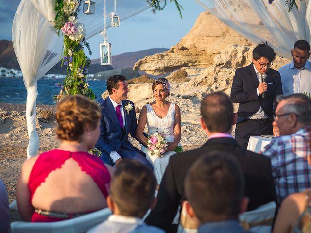 La boda de Maria y Juanma en San Jose, Almería 9