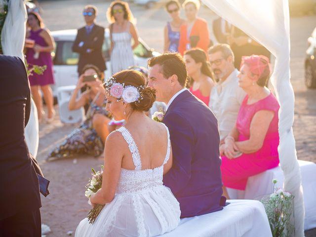 La boda de Maria y Juanma en San Jose, Almería 10