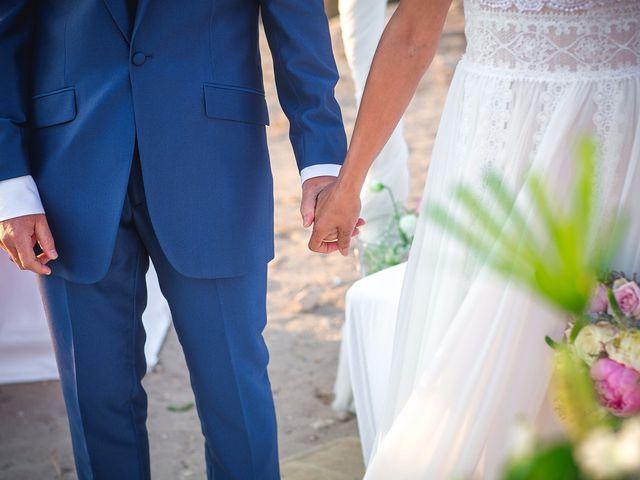 La boda de Maria y Juanma en San Jose, Almería 11
