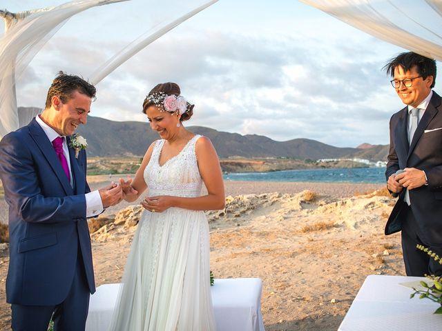 La boda de Maria y Juanma en San Jose, Almería 12