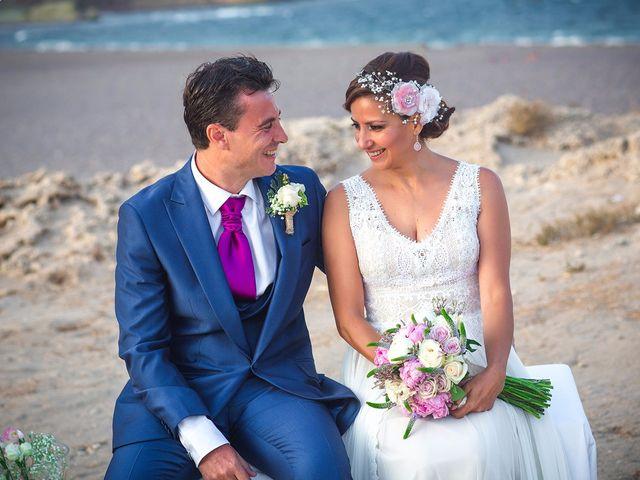 La boda de Maria y Juanma en San Jose, Almería 13
