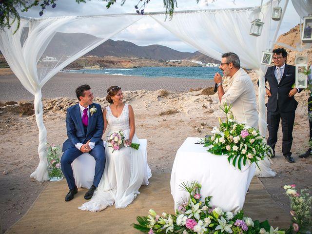 La boda de Maria y Juanma en San Jose, Almería 14