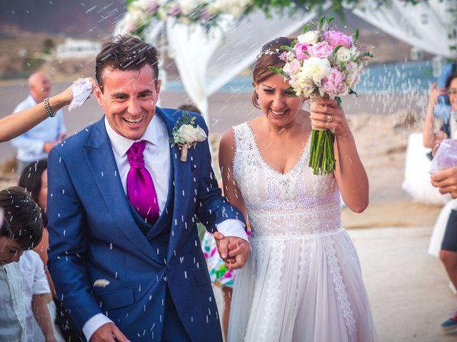 La boda de Maria y Juanma en San Jose, Almería 15