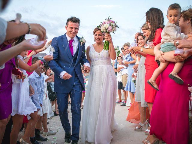 La boda de Maria y Juanma en San Jose, Almería 16
