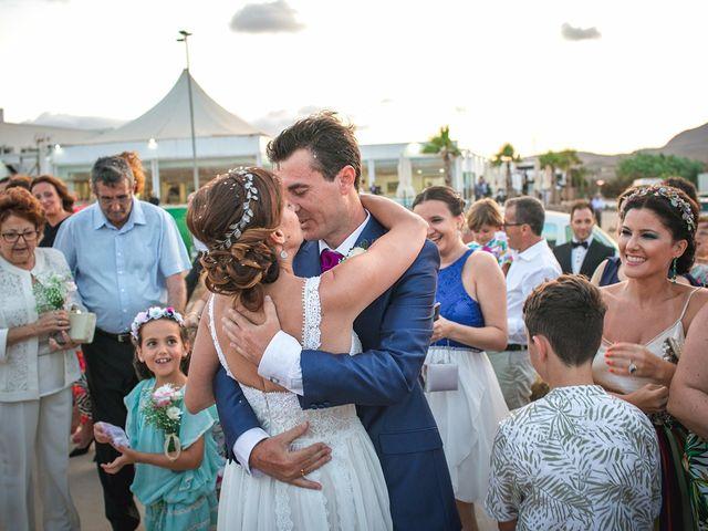La boda de Maria y Juanma en San Jose, Almería 17