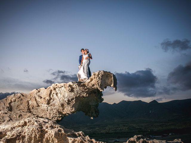 La boda de Maria y Juanma en San Jose, Almería 19