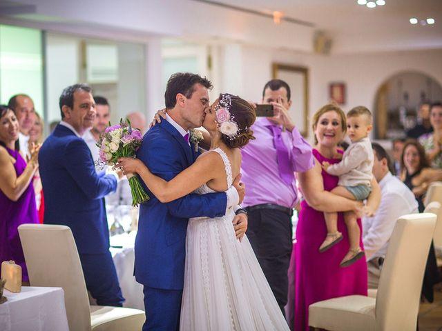 La boda de Maria y Juanma en San Jose, Almería 21