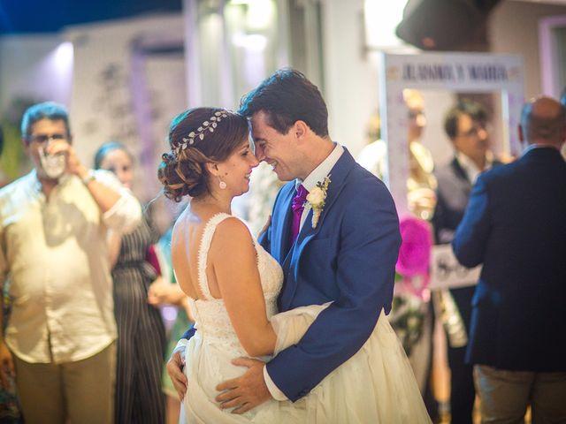 La boda de Maria y Juanma en San Jose, Almería 25